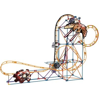K´nex Space Invasion Roller Coaster Building Set, 27044