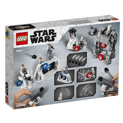 LEGO Star Wars Action Battle Echo Base™ Defense, 75241