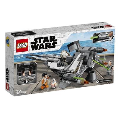 LEGO Star Wars Black Ace TIE Interceptor, 75242