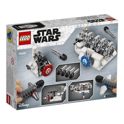 LEGO Star Wars Action Battle Hoth™ Generator Attack, 75239