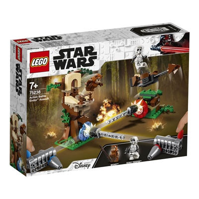 LEGO Star Wars Action Battle Endor™ Assault, 75238