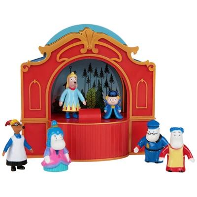 Mumin Miniteater Emma med 6 Figurer, 35503020