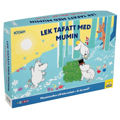 Peliko Lek Tafatt med Mumin, 40855207