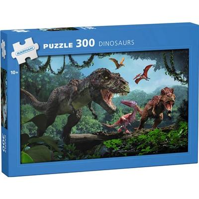 Kärnan Pussel 300 Bitar Dinosaurs, 560007