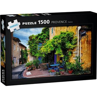 Kärnan Pussel 1500 Bitar Provence France, 590012