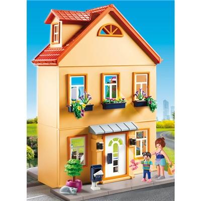 Playmobil Mitt Radhus, 70014