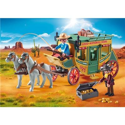 Playmobil Vilda Västernvagn, 70013