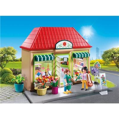 Playmobil Min Blomsteraffär, 70016