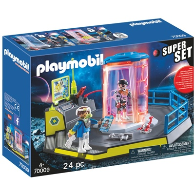 Playmobil SuperSet Rymdfängelse, 70009P