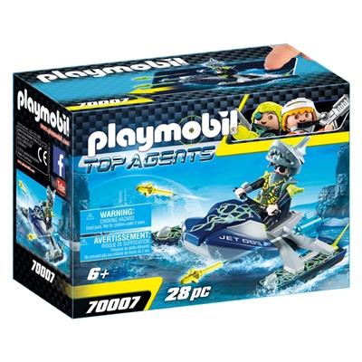 Playmobil TEAM S.H.A.R.K. Raketflotte, 70007P