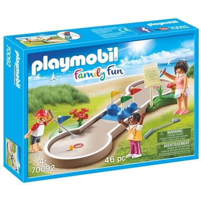 Playmobil Minigolf, 70092
