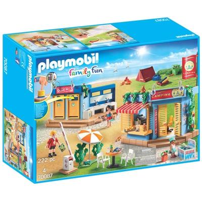 Playmobil Stor Campingplats, 70087