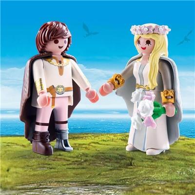 Playmobil DRAGONS Bröllopspar, 70045
