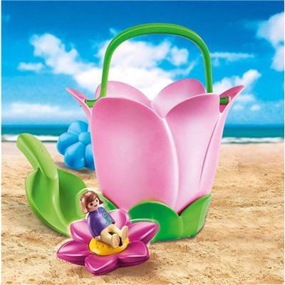 Playmobil Blomkorg med Vårblommor, 70065