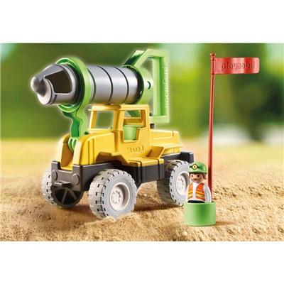 Playmobil Borrigg, 70064