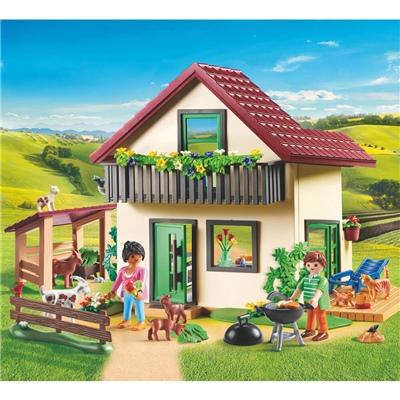 Playmobil Modern Bondgård, 70133P