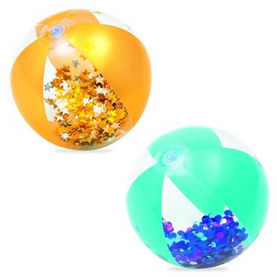Bestway Badboll 41 cm Glitter 1 st, 31050B