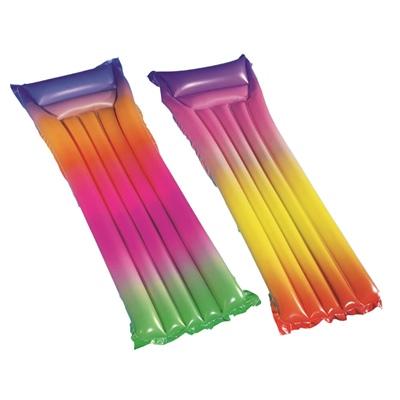 Bestway Luftmadrass 183 cm Rainbow 1 st, 44041