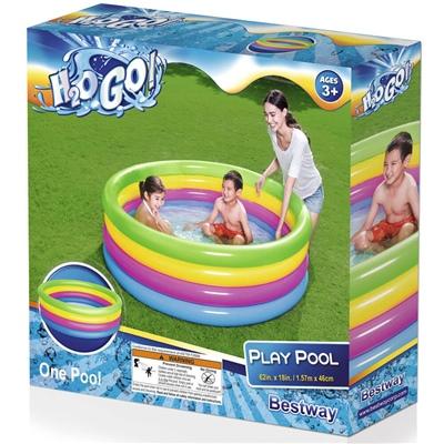 Bestway Pool 522 L Rainbow, 51117