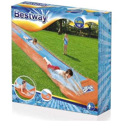 Bestway H20 Go Vattenrutschbana Dubbel, 52264