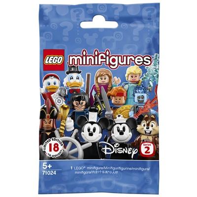 LEGO Minifigur Disney 1 st Serie 2, 71024