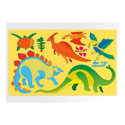 Quercetti Ritmallar Dinosaurier, 2611Q