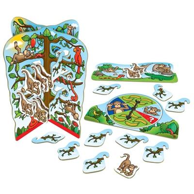 Orchard Toys Cheeky Monkeys, 068