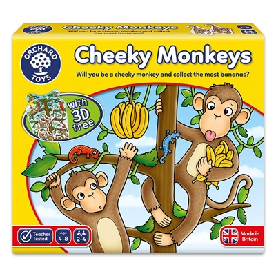 Orchard Toys Cheeky Monkeys, 068
