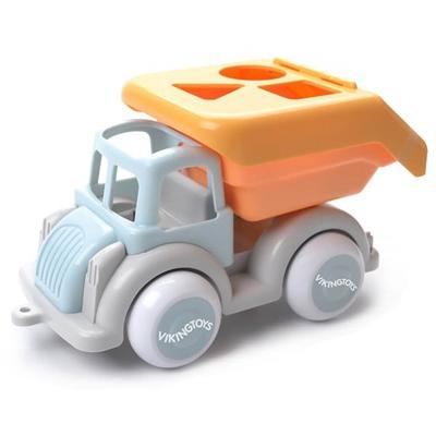 Viking Toys Ecoline Tipplastbil med Plocklåda, 74201258
