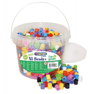 Playbox I´m Green XL Pärlor i Hink, 2456376