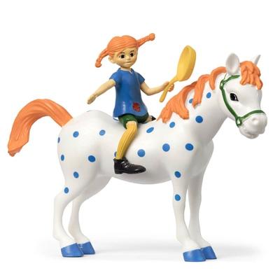 Micki Pippi & Lilla Gubben Figurset, 44.3795