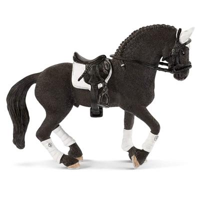 Schleich Horse Club Frieserhäst Hingst Ridtävling, 42457