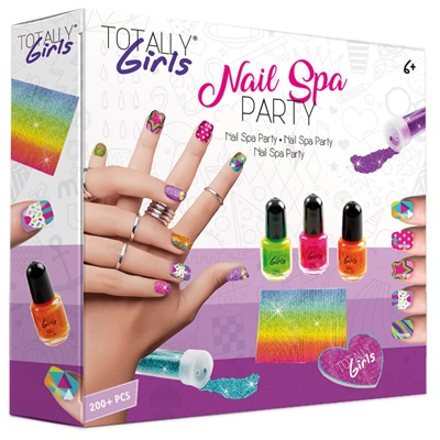 Totally Girls Nail Spa Party, TGB-06100
