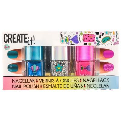 Create It! Nagellack 3-Pack, 84134