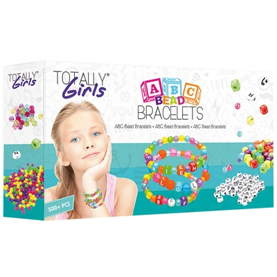 Totally Girls ABC Pärlarmband, TGF-03100