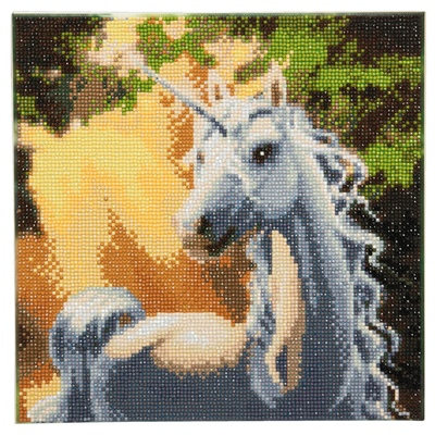 Craft Buddy DIY Crystal Art Kit Sunshine Unicorn, CAK-A34
