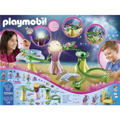 Playmobil Sjöjungfruns Grotta med Upplyst Kupol, 70094