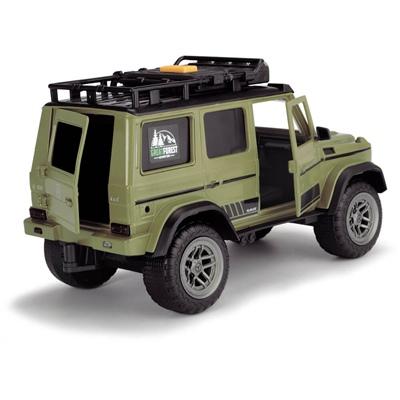 Dickie Toys PlayLife Hunter Set Mercedes-Benz G 500, 203834002