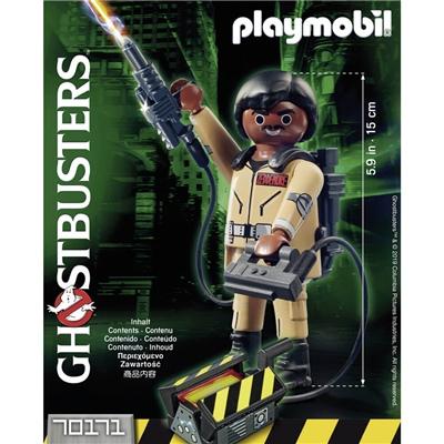 Playmobil Ghostbusters™ Samlarutgåva W. Zeddemore, 70171