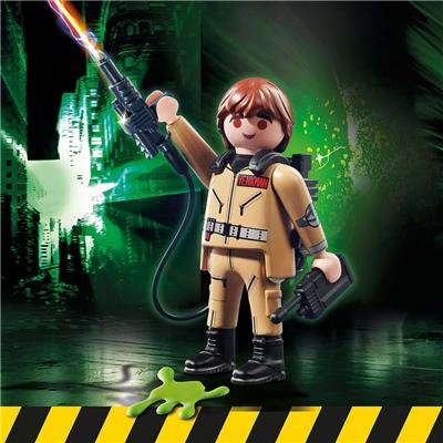 Playmobil Ghostbusters™ Samlarutgåva P. Venkman, 70172
