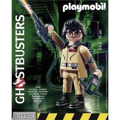Playmobil Ghostbusters™ Samlarutgåva E. Spengler, 70173