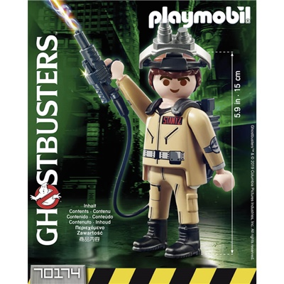 Playmobil Ghostbusters™ Samlarutgåva R. Stantz, 70174