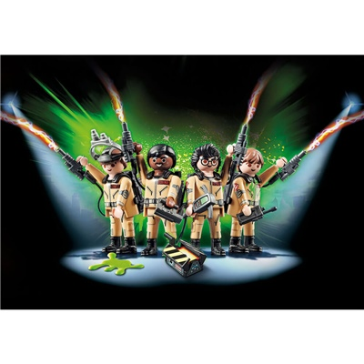 Playmobil Ghostbusters™ Collector´s Set Ghostbusters™, 70175