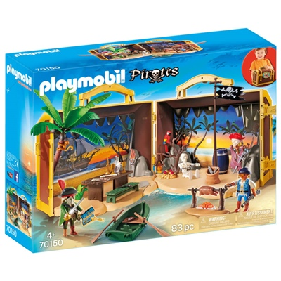 Playmobil Piratö Take Along, 70150P