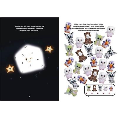 Tactic Pysselbok Lumo Stars, 55275