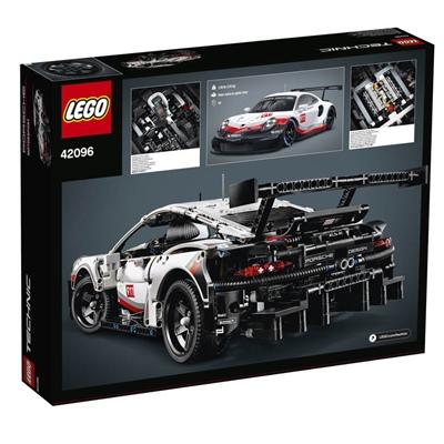 LEGO Technic Porsche 911 RSR, 42096