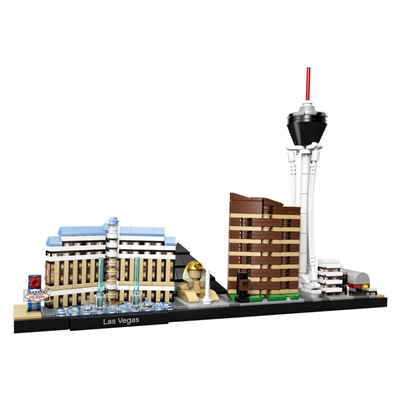 LEGO Architecture Las Vegas, 21047