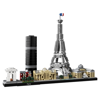 LEGO Architecture Paris, 21044