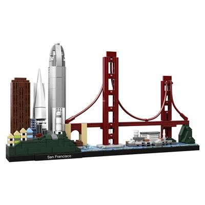 LEGO Architecture San Francisco, 21043