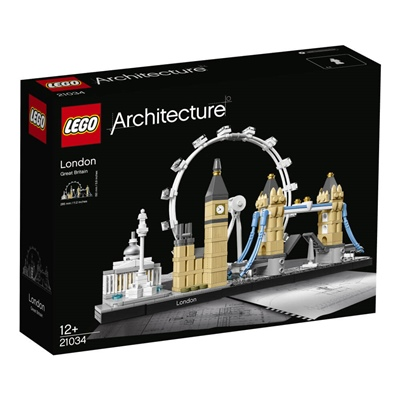 LEGO Architecture London, 21034